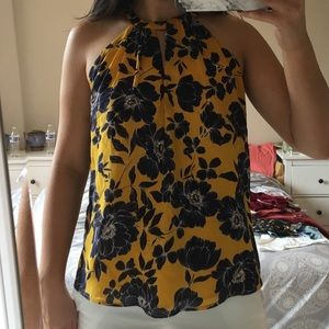 Anthropologie/GREYLIN Floral top